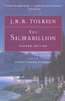 The Silmarillion (2nd Edition) by Tolkien, J. R. R./ Tolkien, Christopher [Paperback]